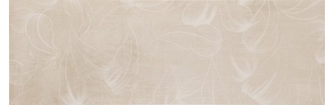25x75 City Flor Crema Decor, кв.м =2475 ₽